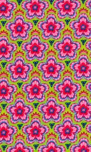 ॐ American Hippie Psychedelic Art Pattern Design Wallpaper ...