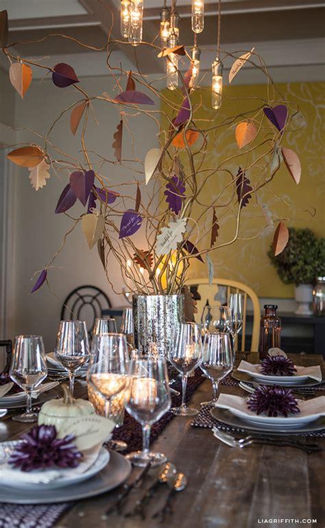 diy thankful tree   thanksgiving centerpiece