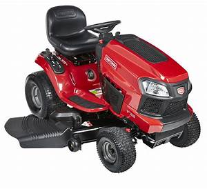 Craftsman 27394 54 U0026quot  24 Hp Hydrostatic Riding Mower With