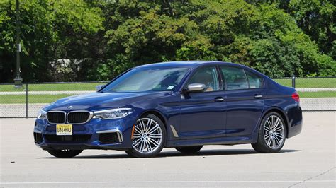 Bmw M550i Review by 2018 Bmw M550i Review M5 Says What