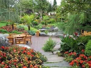 beautiful backyard garden in norway most beautiful With 4 landscape design ideas for your beautiful garden