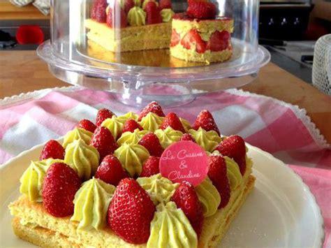 jeux de aux fraises cuisine gateaux recettes de gâteau aux fraises de la cuisine et claudine