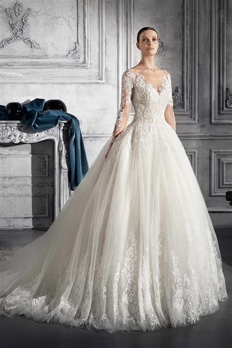 demetrios wedding dress style 760