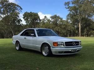 Garage Mercedes 92 : 1987 mercedes benz 500sec mercmad shannons club ~ Gottalentnigeria.com Avis de Voitures