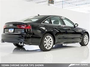 Audi A6 C7 Tuning : awe tuning c7 5 audi a6 3 0t touring edition exhaust ~ Kayakingforconservation.com Haus und Dekorationen