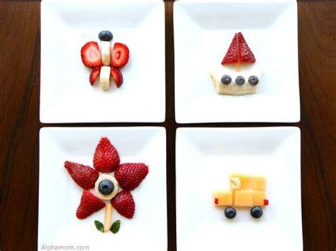 Easy Fruit Art