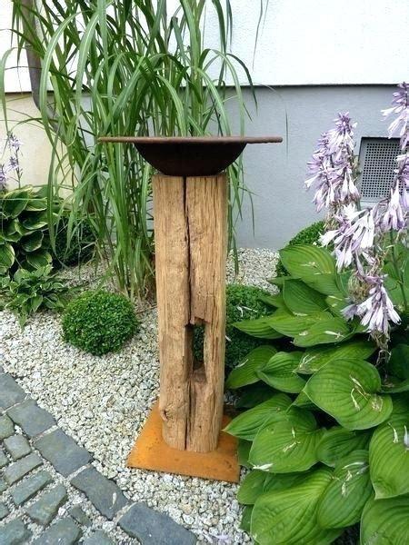 Gartendeko Selber Machen Holz by Deko Aus Holz Selber Bauen