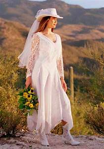 Western wedding dresses cowboy boots with wedding dress for Western wedding dress