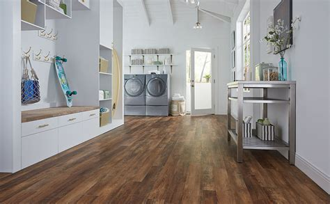 What is Luxury Vinyl & Is It Waterproof?   Flooring America