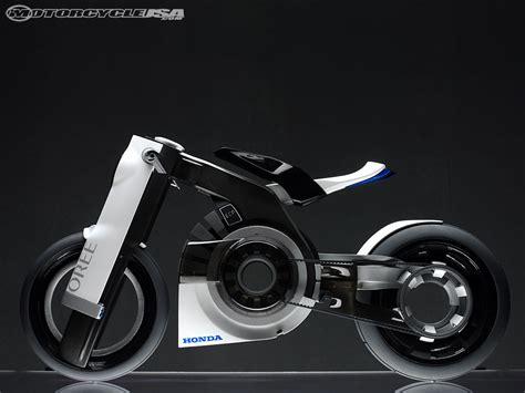 Honda Oree Electric Motorcycle Concept Photos