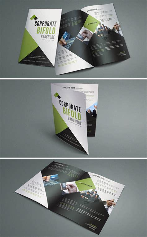 Bi Fold Brochure Design Templates by 15 Free Brochure Templates For Designers To Naldz