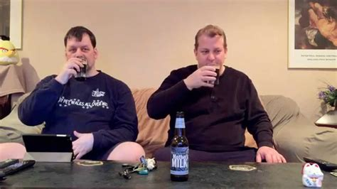 The coffee stout made a tasty pairing. Mothers Milk Stout - Jimm and Dave's Beer Review | Mother milk, Stout, Beer