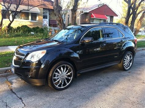 equinox chevrolet equinox custom suv tuning vehicles
