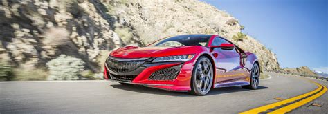 60 Mph Time Of The 2017 Acura Nsx?
