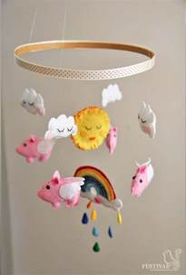 Morning Star Nursery by Cute And Stylish Diy Baby Mobiles