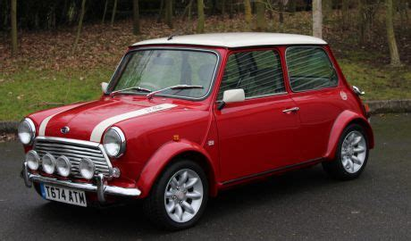 classic mini cooper sherwood restorations