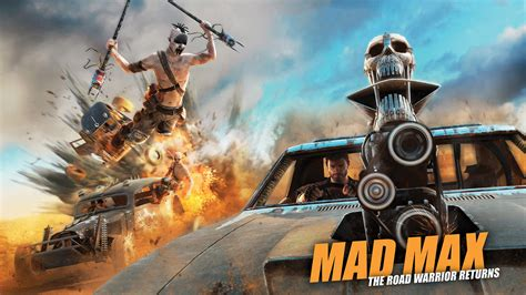mad max game wallpaper  images