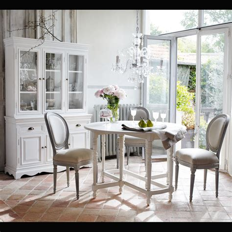 armoire cuisine pour four encastrable vaisselier josephine maison du monde