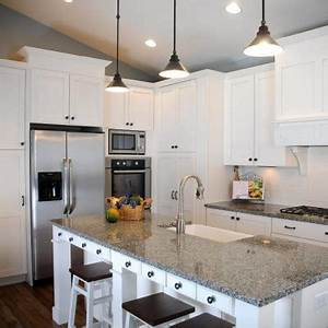 decorate white kitchen remodel ideas for your kitchen With kitchen colors with white cabinets with tri delta stickers