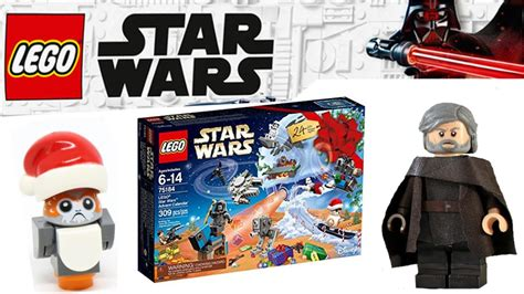 lego star wars advent calendar leaks news leaks rumours
