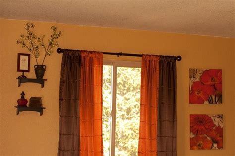 image result  burnt orange  brown living room