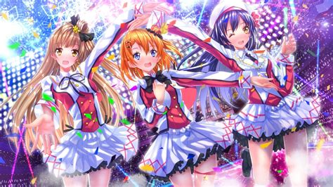 Wallpaper 1920x1080 Px Anime Girls Kousaka Honoka