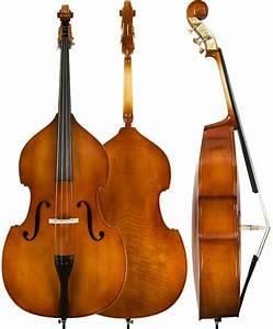 Double bass - Flora International Music