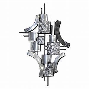Decoration Murale Metal Design : d coration murale plaques d coratives d corations murales alin a ~ Teatrodelosmanantiales.com Idées de Décoration