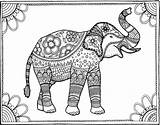 Coloring Elephant Adult Pages Printables Elephants Colouring Popsugar Printable Books Coloured Easy Being Smart Read Living Colour Printing Well Sense sketch template