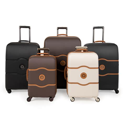 Amazoncom  Delsey Luggage Chatelet 28 Inch Spinner