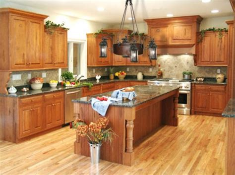 kitchens with oak cabinets best kitchen room color with