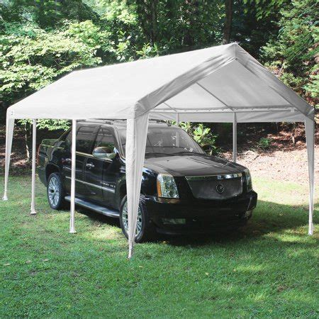 king canopy titan    ft canopy replacement cover white walmartcom