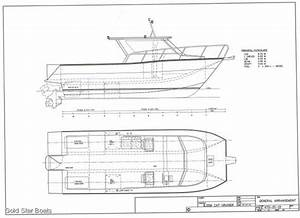 Detail Power Cat Boat Plans
