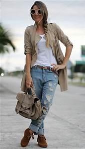 Décontracté Chic : comment porter le jean boyfriend alliance le premier magazine de la communaut juive ~ Melissatoandfro.com Idées de Décoration