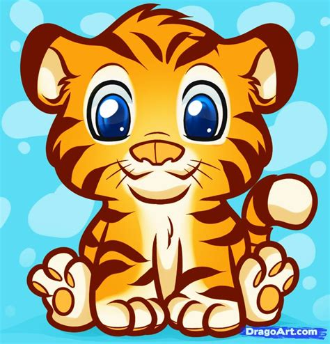 images  cartoon baby animals  pinterest