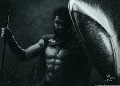 gallery real leonidas painting