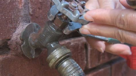 how to fix common hose leaks youtube