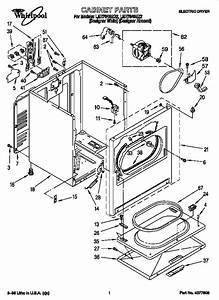 Looking For Whirlpool Model Ler7646eq2 Dryer Repair  U0026 Replacement Parts