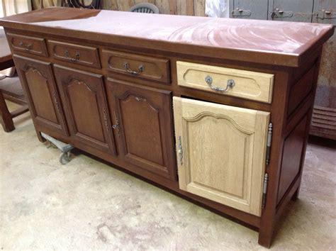 meuble cuisine bois meuble bois cuisine meuble cuisine chene naturel cuisine
