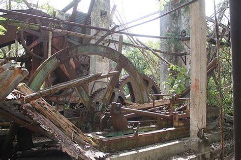 industrial heritage  antigua