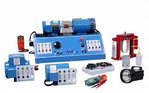 Industrial Motor Installation  U0026 Wiring Training System