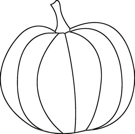 super simple pumpkin crafts pumpkin template