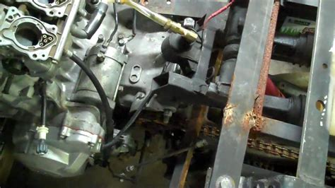 modified clubcar golf cart  honda engine