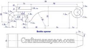 Sam Maloof Chair by Bottle Opener Plans
