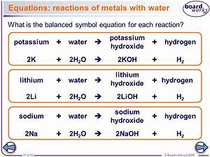 Reactivity of Metals – 13th April ppt video online download