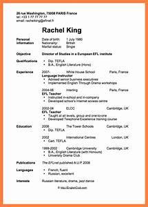 7  Curriculum Proposal Format