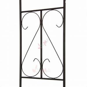 Arche Metal Pour Plante Grimpante : arche de jardin meran pour rosier plantes grimpantes vigne ~ Premium-room.com Idées de Décoration