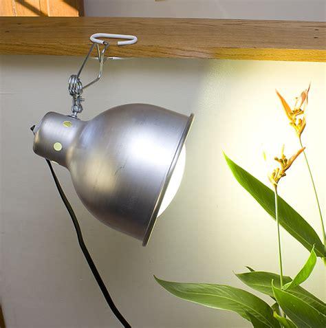 wonderlite cl on reflector fixture indoor grow light