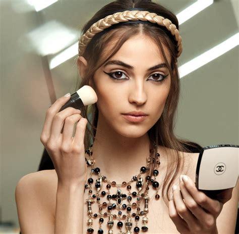 makeup von chanel die griechischen goettinnen der cruise