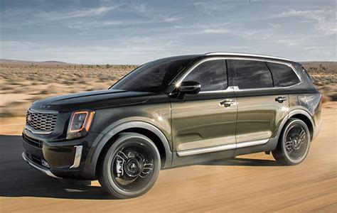 How Much Is The 2020 Kia Telluride by Burlappcar 2020 Kia Telluride Pricing